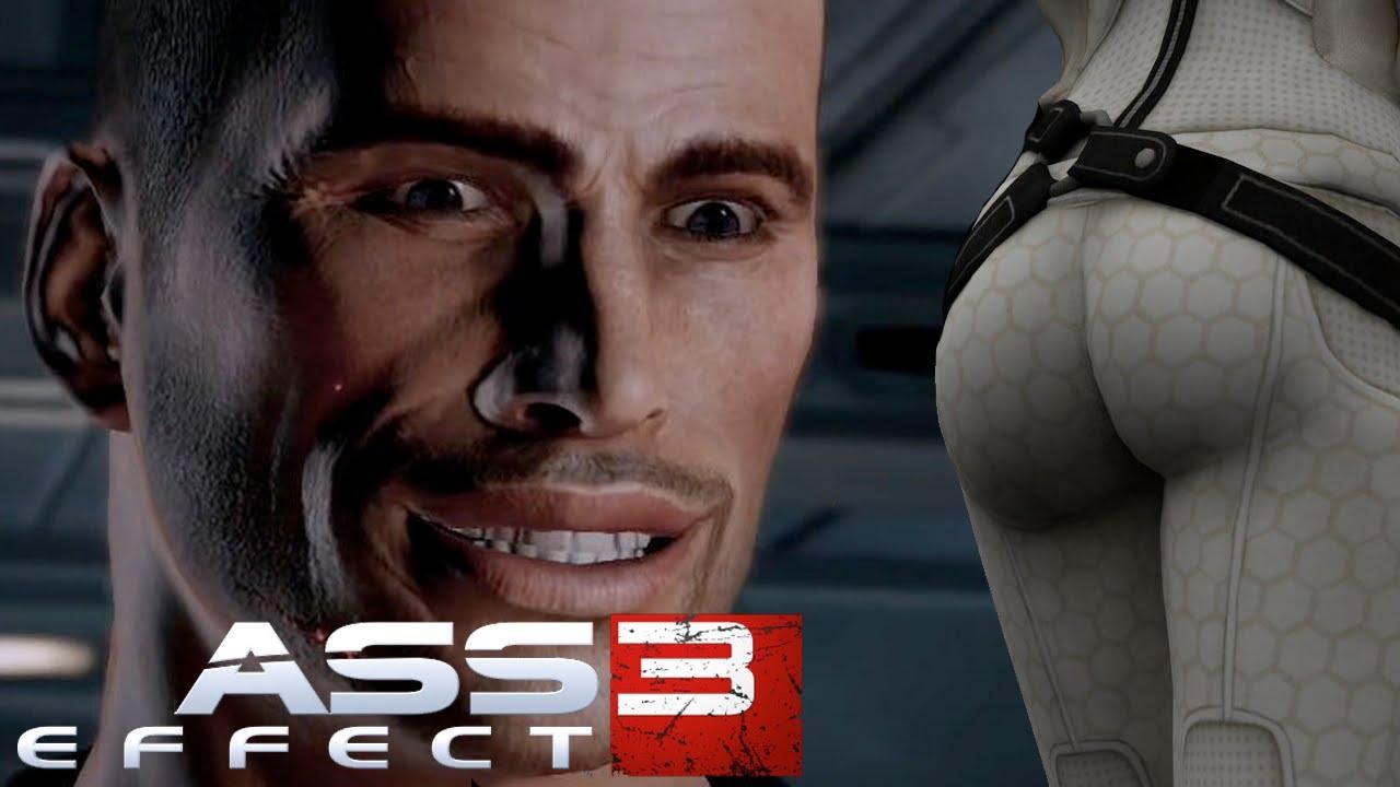Ass Effect 11