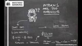 Investment Banking Internship Salary Revealed