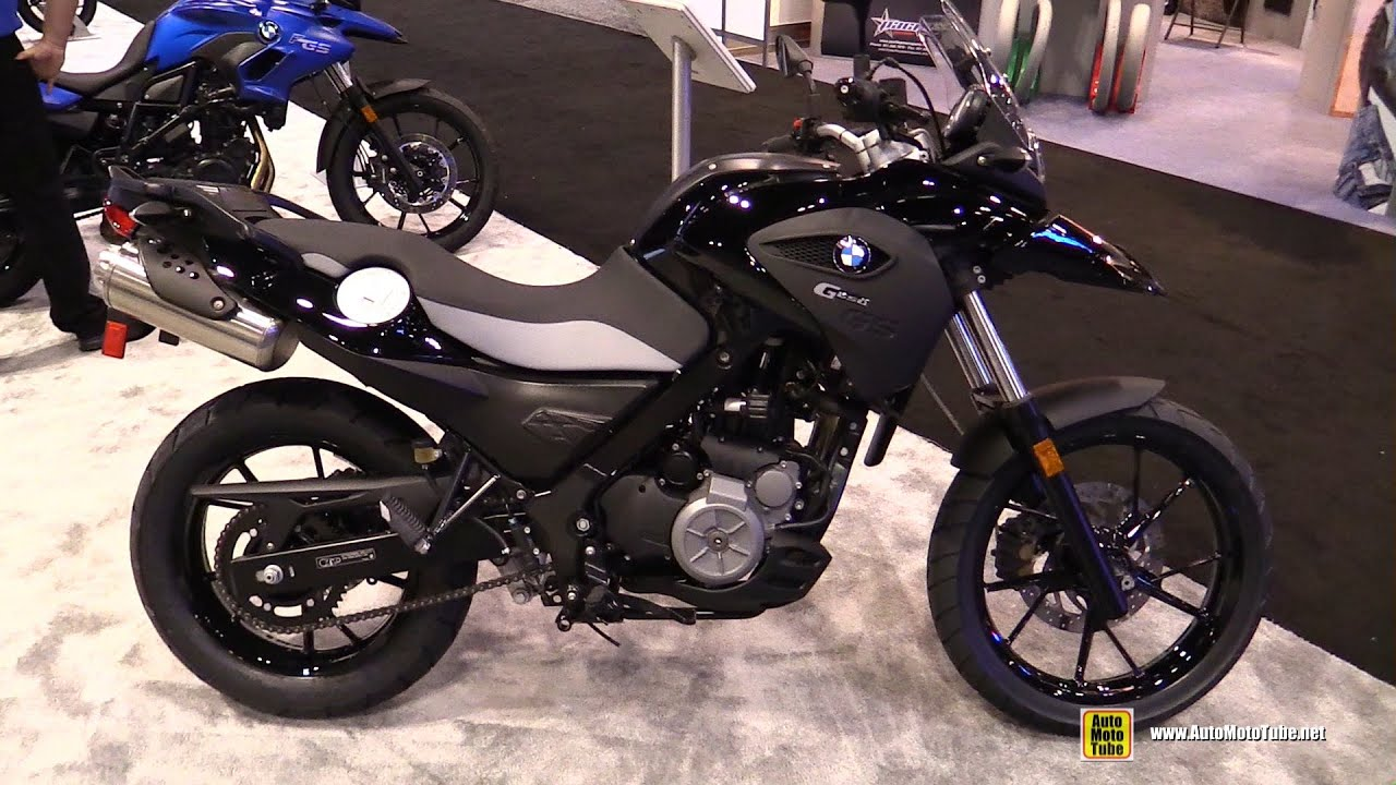 Bmw Of Orlando >> 2016 BMW G650GS - Walkaround - 2015 AIMExpo Orlando - YouTube