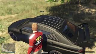 Neebs Gaming Funny Moments: GTA5 Edition