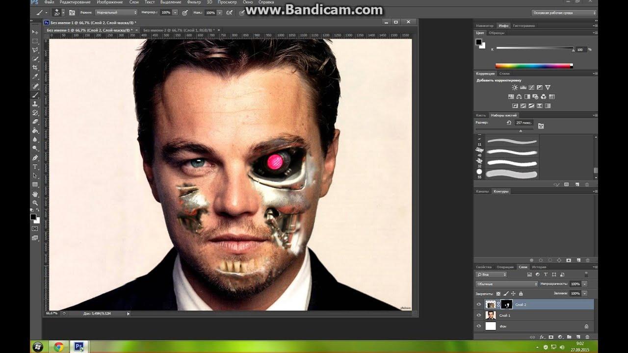 Как сделать маску в фотошопе cs6 фото 883
