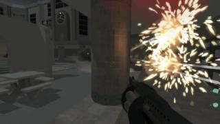"""Bonus Mission 2 - Arena in PC game """"FEAR:Perseus Mandate"""""""