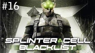 Splinter Cell: Blacklist - Odlot [Let's Play #16]