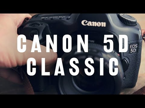 10 reasons to get a Canon 5D mark 1