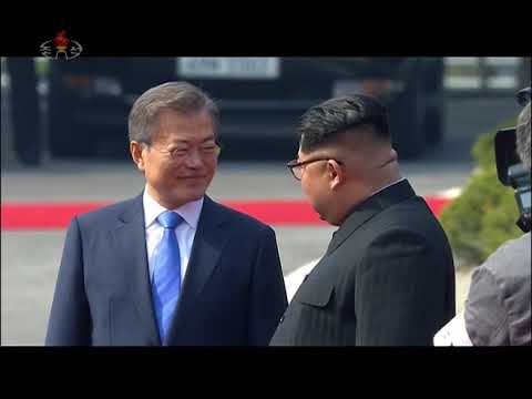 North Korean TV second report on Inter-Korean summit