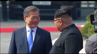 North Korean TV second report on Inter-Korean summit
