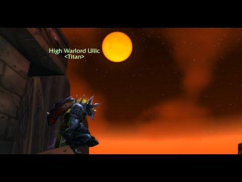 ULIIC - Rank 14 High Warlord Elemental Shaman
