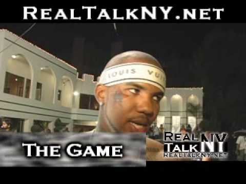 The Game, Clyde Carson, Ice Cube, Raekwon,Speak on Sean Bell