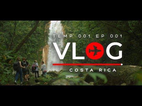 LA MEJOR RUTA POR COSTA RICA EN 15 DÍAS / PARTE 01
