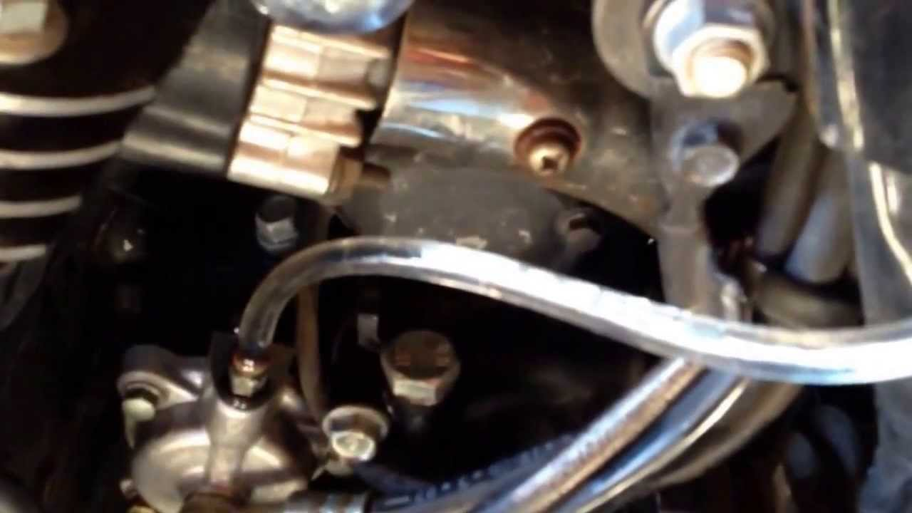how to bleed a hydraulic clutch on a motorcycle in an extreme case of air entrapment youtube [ 1280 x 720 Pixel ]