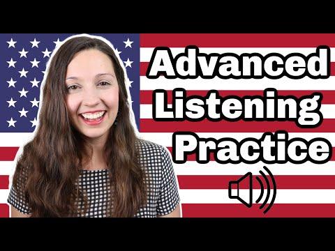 Understand FAST English Conversations [Advanced Listening Lesson]
