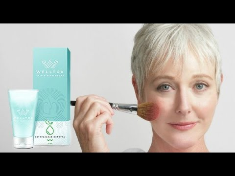крем welltox - YouTube