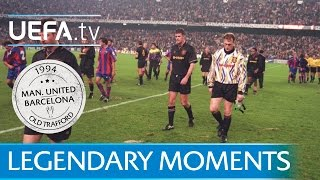 Barça too strong for United (1994)