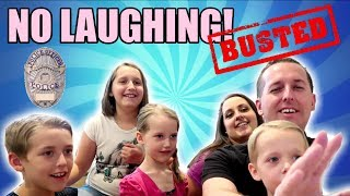 LAUGHING IS ILLEGAL! (try not to laugh challenge)