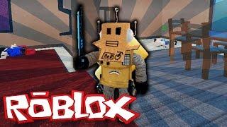 Roblox | Murder Mystery 2 | I AM A ROBOT!!