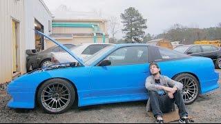 I BLEW UP My 2JZ Nissan 240SX :(