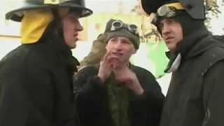 Пожарные против Сварщиков (пародия на Ночной дозор)