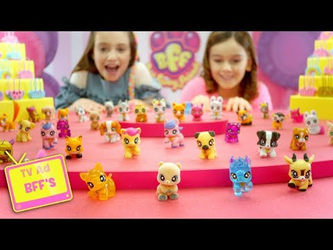 Best Furry Friends - BFF TV Commercial | Cute Toys for Kids