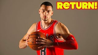 Can ZACH LAVINE Be the Next CHICAGO BULLS SUPERSTAR?