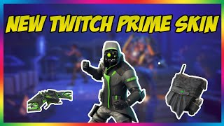 [FR/FORTNITE] Excluded the new skin free twitch premium