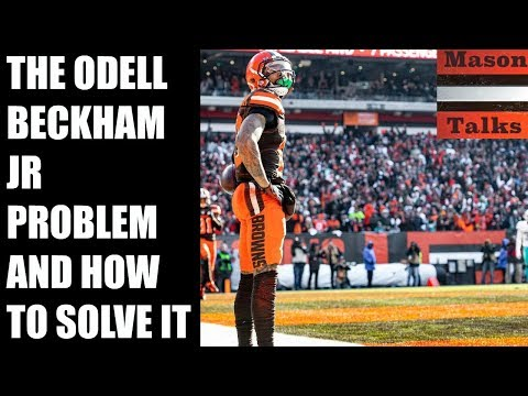 The Odell Beckham Jr problem and How to Solve it