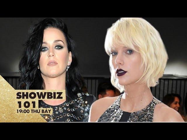 Katy Perry bất ngờ khen ngợi Taylor Swift trong 'American Idol' | Showbiz 101 | VIEW