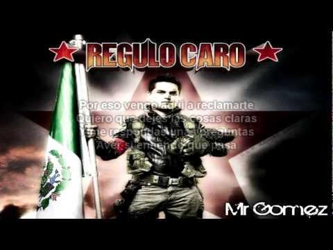 Regulo Caro - Vengo A Reclamarte '2012 Estudio Con Letra'