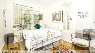 SOLD 2/14 Chester Street, Woollahra