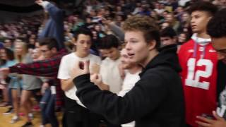 norman north high school mannequin challenge