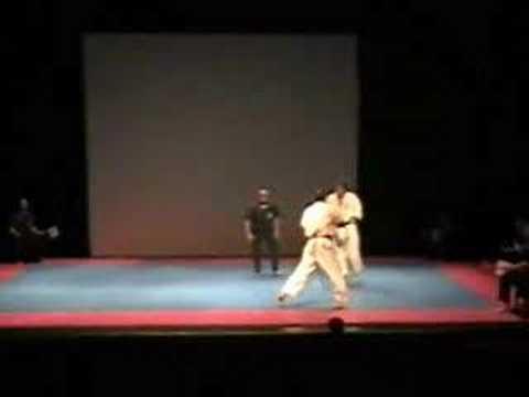 Sempai Fred Piche Samurai Spirit 2006