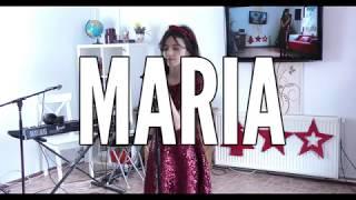MARIA ENE -UNDO cover