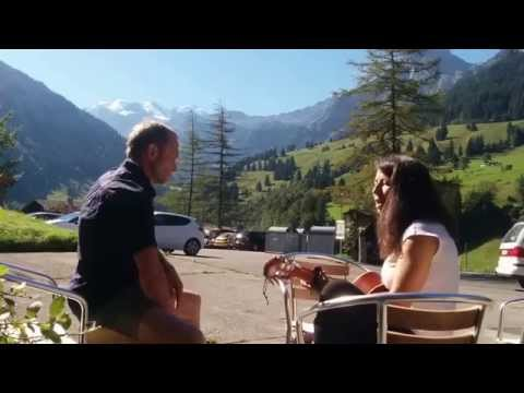 Alica Khan&friends: high in the mountains singing Mantra