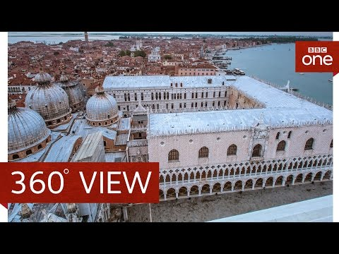 Venice in 360: Italy's Invisible Cities - BBC Taster
