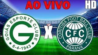 🔴 GOIÁS 0 x 1 CORITIBA  AO VIVO HD |17ª RODADA Serie B | 🏆|24/07/2018