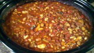 Venison Chili With Hobanero And Chipolte