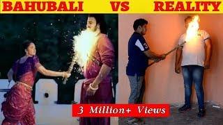 Bahubali VS Reality | Bahubali 2 Spoof | Best Bahubali 2 Spoof Compilation 2017 | BigBoyzTeam