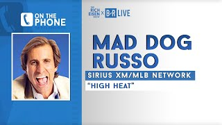 """Chris """"Mad Dog"""" Russo Talks Astros Cheating Scandal & More w/ Rich Eisen   Full Interview   1/17/20"""