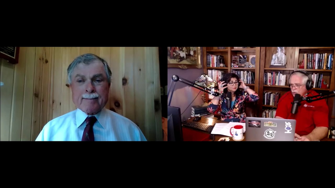 GunFreedomRadio EP199 The Ameri-CAN Series: Help Our Rights Survive Covid-19 with Stephen Halbrook