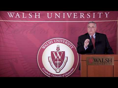 Walsh University MBA Virtual Info Session