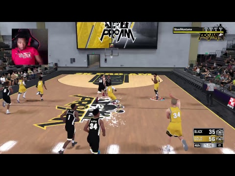 NBA 2K18 LIVESTREAM - 91 OVERALL GRIND WITH KING SHAWN, JUICEMAN AND JREIGN!