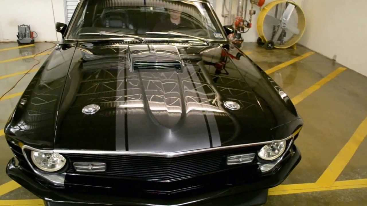 1970 ford mustang mach 1 stunning restomod fully built restored muscle car youtube