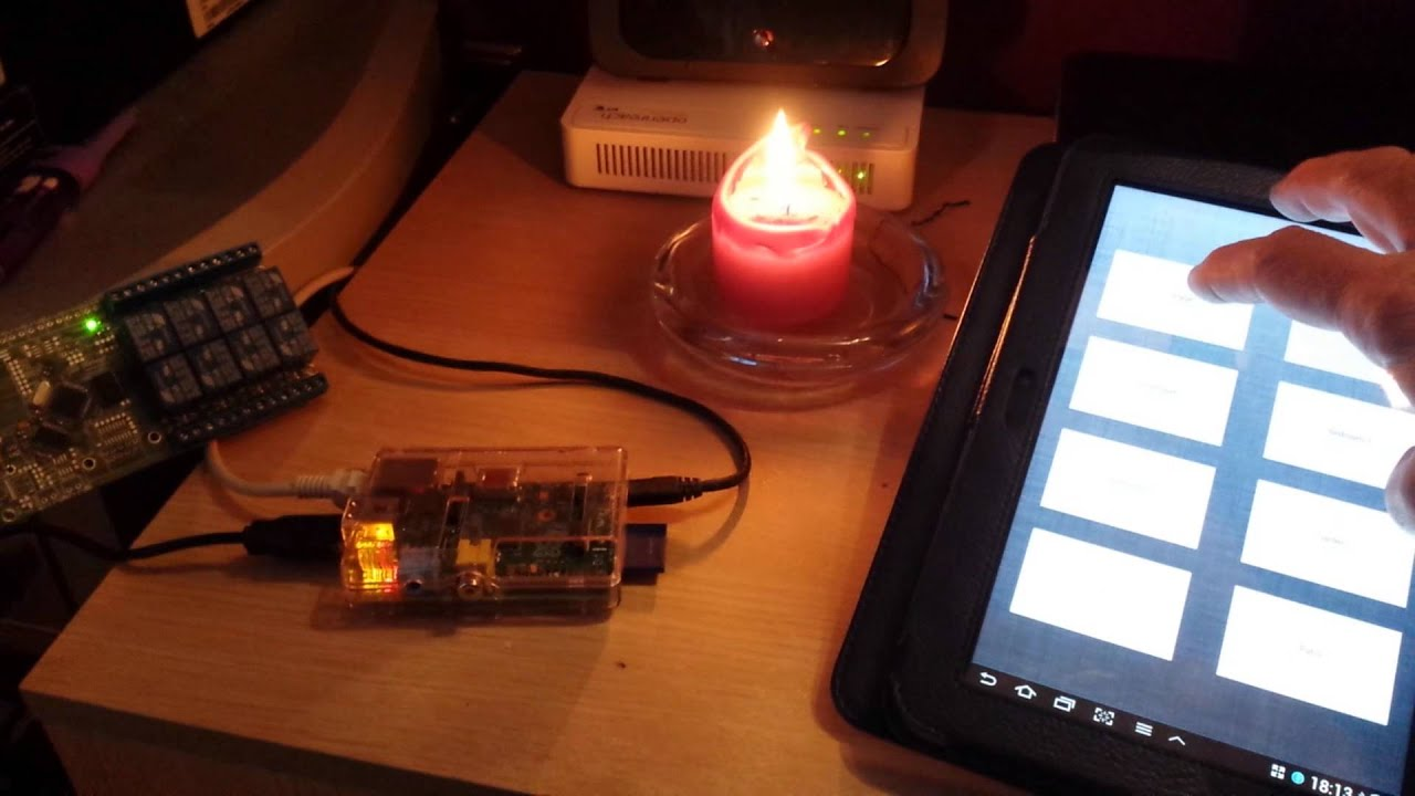 Diagram Raspberry Pi With 32 Relays And 2 Mcp23017
