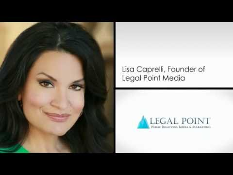 Legal Point Media Founder Lisa Caprelli brings the business to YOU!