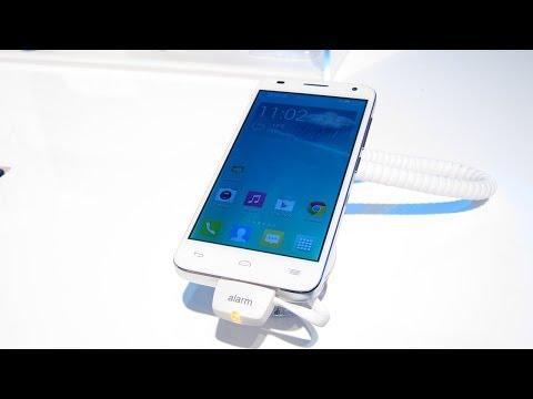 Alcatel One Touch Idol 2 mini S: Primeras impresiones