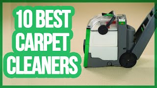 10 Best Carpet Cleaners 2016 - 2017