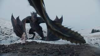 Game of thrones - Rhaegal