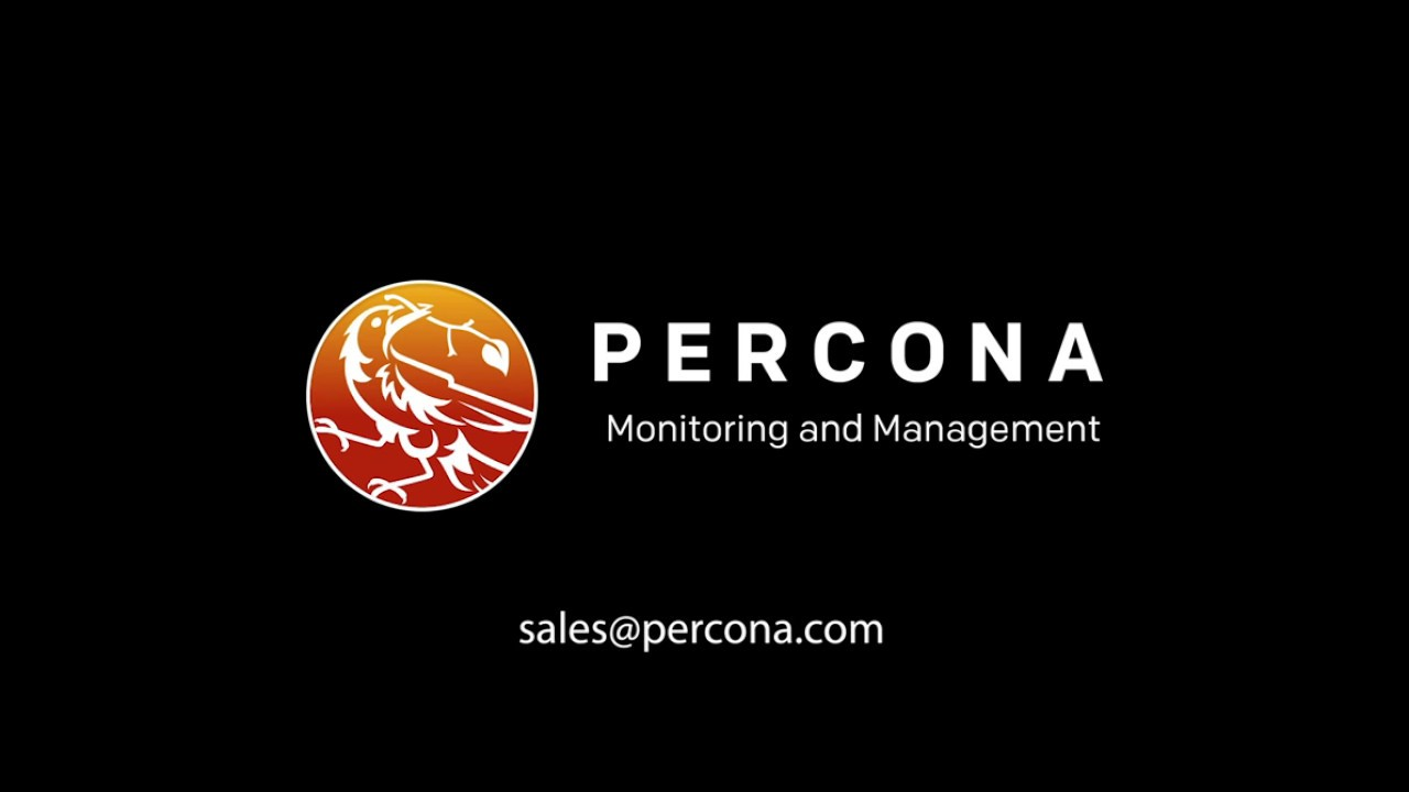 #Percona Monitoring and Management 2 - Improved Query Analytics