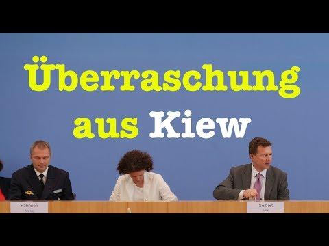 1. Juni 2018 - Bundespressekonferenz - RegPK