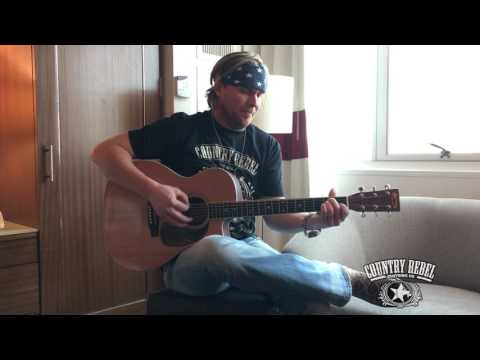 Merle Haggard - Silver Wings - Glen Templeton Acoustic Cover