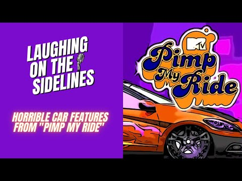 """Download Horrible Car Features From """"Pimp My Ride"""""""